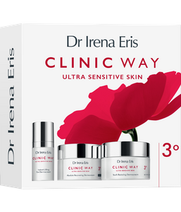 Dr Irena Eris CLINIC WAY 3° Set 50 ml + 50 ml + 15 ml