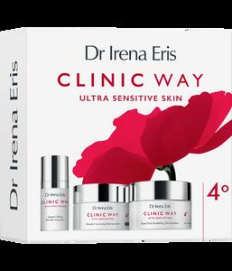 Dr Irena Eris CLINIC WAY 4° Set 50 ml + 50 ml + 15 ml