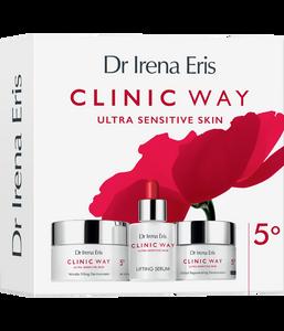 Dr Irena Eris CLINIC WAY 5° Set  50 ml + 50 ml + 30 ml